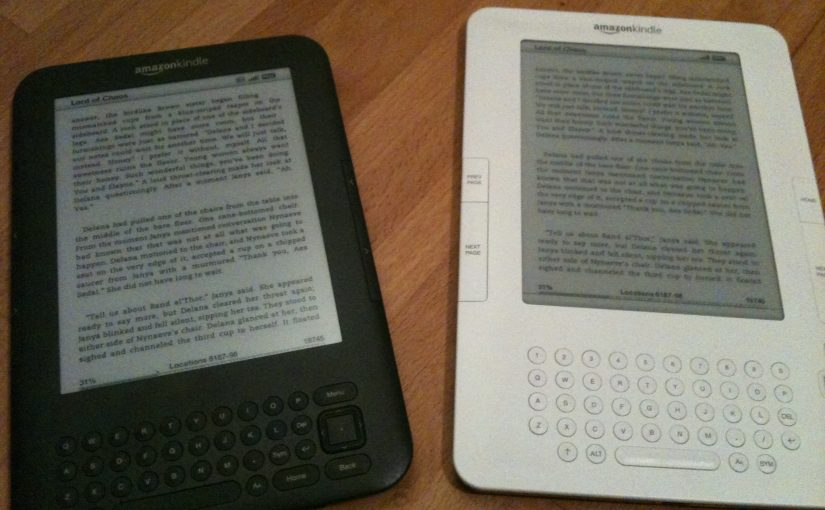 Kindle vs. Kindle
