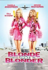 Filmplakat for filmen Blonde and Blonder