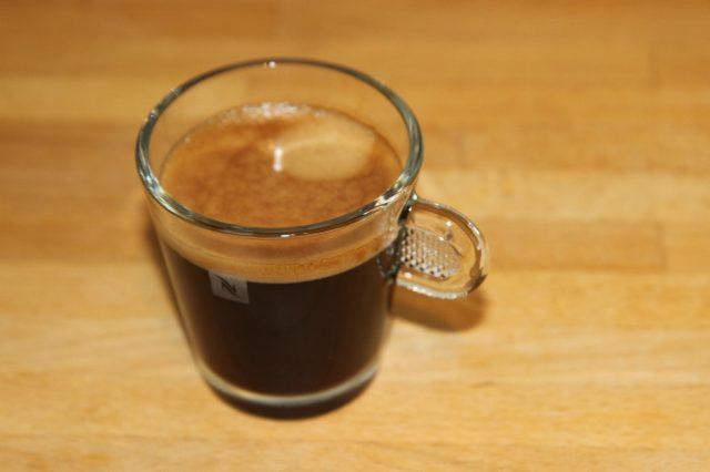 Den siste hjemmelagede kaffekoppen på en stund.