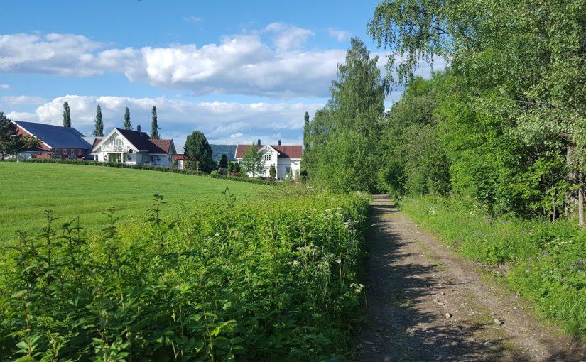 Dag 1 – Oslo til Skedsmo