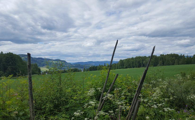 Dag 4 – Lillehammer til Kløvstadhøgda